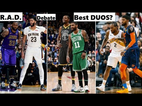 Who are the best Duos in the NBA?