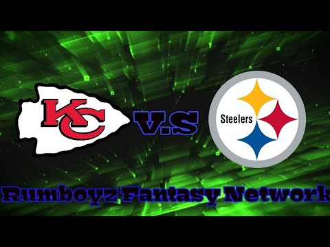 NFL Preseason Week 2 Kansas City Chiefs vs Pittsburgh Steelers