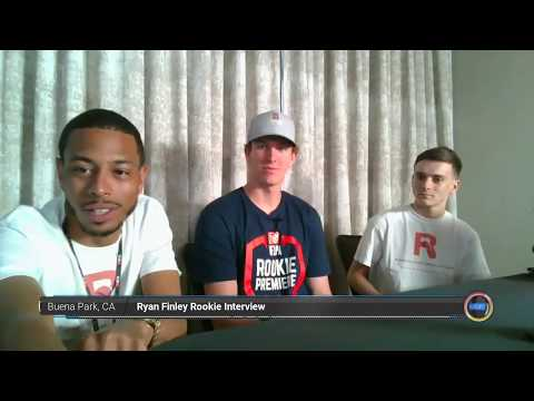 Ryan Finley Cincinnati Bengals Rookie Interview!