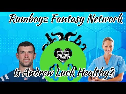 Can Andrew Luck ever get healthy?