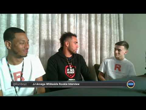JJ Arcega-Whiteside Philadelphia Eagles Rookie Interview! #NFL100