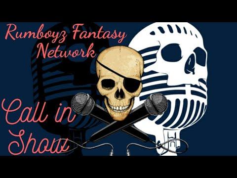 Rumboyz call in show!