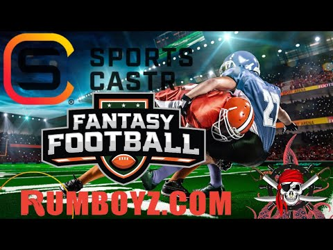 SportsCastr Season 1 Fantasy Football Draft
