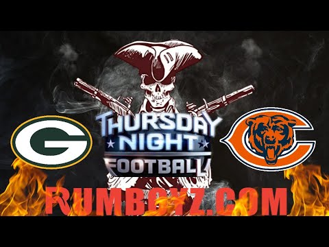 NFL Week 1 Green Bay Packers vs Chicago Bears! #TNF #NFL100