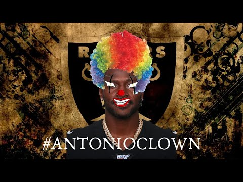Antonio Brown released by the Oakland Raiders! #NFL100 #OaklandRaiders
