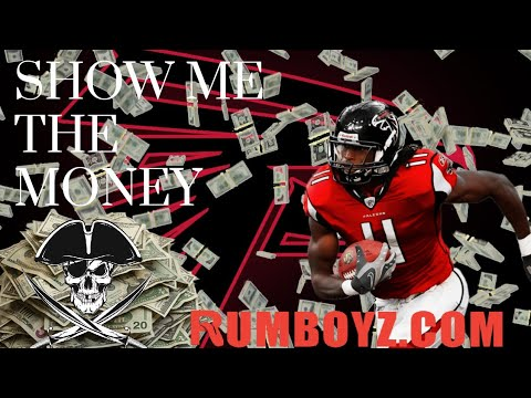 Julio Jones gets paid!