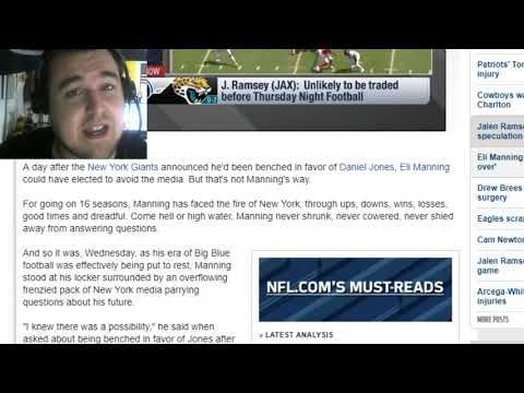 Eli Manning had a nice career