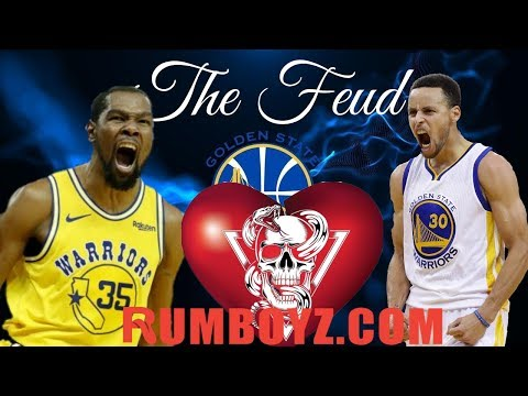 KD calls out the Warriors, Fair or Foul