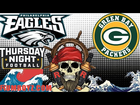 NFL Thursday Night Football Philadelphia Eagles vs Green Bay Packers #NFL #NFL100