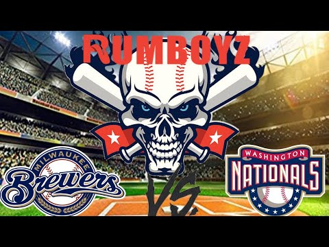 NL Wild Card Game: Milwaukee Brewers vs Washington Nationals