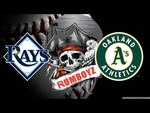 AL Wild Card Game : Tampa Bay Rays vs Oakland A's