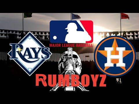 ALDS Game 1: Tampa Bay Rays vs Houston Astros #ALDS #MLB