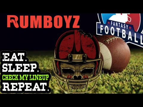 Fantasy Football in the AM with the Rumboyz