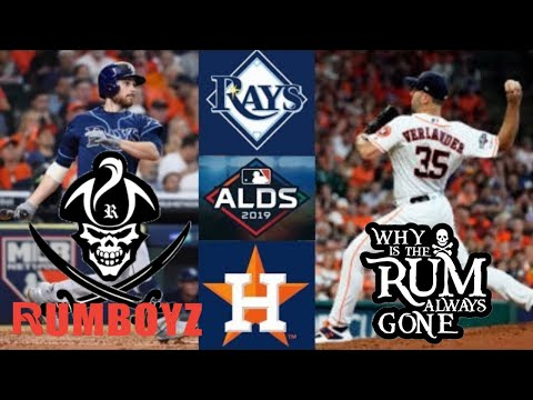 ALDS Game 6: Houston Astros vs Tampa Bay Rays