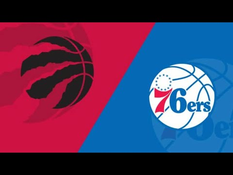 76ERS VS RAPTORS GAME 7 LAST 5 MINUTES REACTION !!!