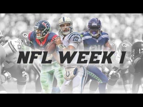 THE SPOTLIGHT SPORTS TALK | NFL WEEK 1 PICKS (1PM & THURS)