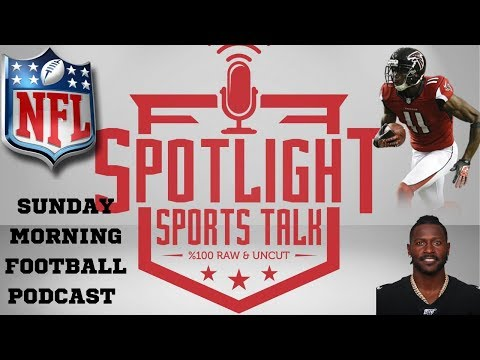 Spotlight Sports Talk NFL Kickoff Morning Show