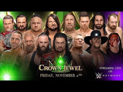 The Spotlight Sports Talk | WWE Crown Jewel Recap