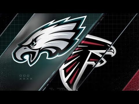 Philadelphia Eagles Vs Atlanta Falcons Live Play by Play & Reactions