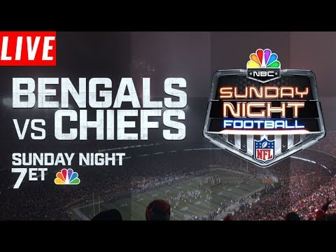 Cincinnati Bengals Vs Kansas City Chiefs Live Play-By-Play Reactions