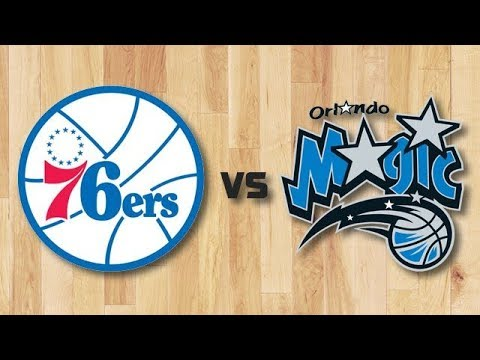 NBA STREAM: Orlando Magic Vs Philadelphia 76ers | Live Play By Play & Reactions