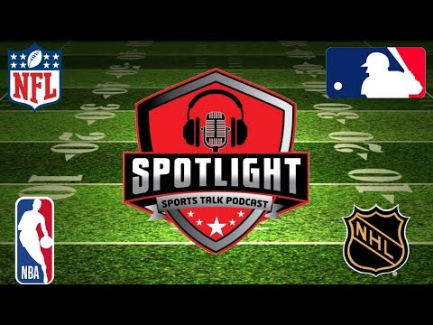 HOT TOPICS IN SPORTS W/ DONTE & DARION | SPOTLIGHT SPORTS TALK