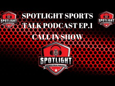 SpotLight Sports Talk Podcast Ep.2  | NBA Finals & WWE/AEW Edition