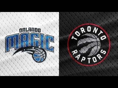 NBA PLAYOFFS : Orlando Magic Vs Toronto Raptors | Live Play By Play & Reactions