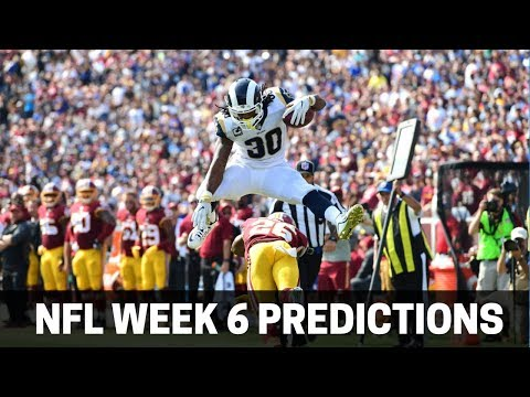 The Spotlight Sport Talk | NFL Week 6 Picks