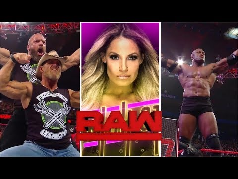 SpotLight Sports Talk | WWE Monday Night Raw 10/8/18 Recap!!