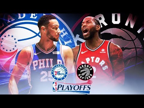 Philadelphia 76ers Vs Toronto Raptors | Live Play By Play & Reactions (Game 2)