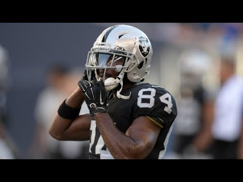 Oakland Raiders Release WR Antonio Brown