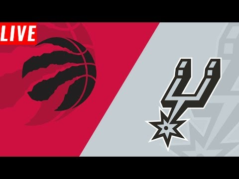 NBA STREAM: San Antonio Spurs Vs Toronto Raptors   | Live Play By Play & Reactions