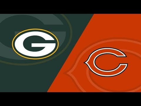 NFL KICKOFF : Green Bay Packers Vs Chicago Bears Live Play By Play & Reactions