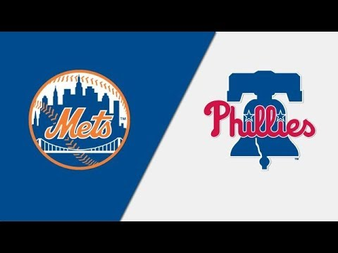 Philadelphia Phillies Vs New York Mets Live Play By Play & Reactions