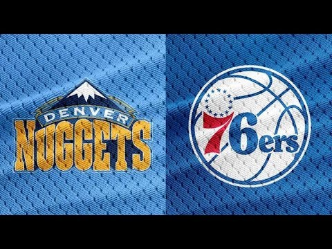 NBA STREAM : Denver Nuggets Vs Philadelphia 76ers| Live Reactions & Play By Play