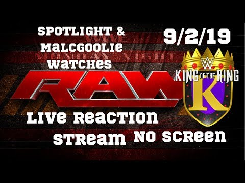WWE Stream: Monday Night Raw Watch Party With Spotlight & Malcgoolie