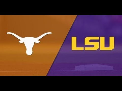 #6 LSU Tigers  Vs #9 Texas Longhorns | Live Play By Play & Reactions