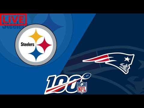 Pittsburg Steelers Vs New England PatriotS | Live  Play By Play Reactions