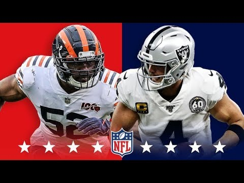 Chicago Bears Vs Oakland Raiders Week 5 Review