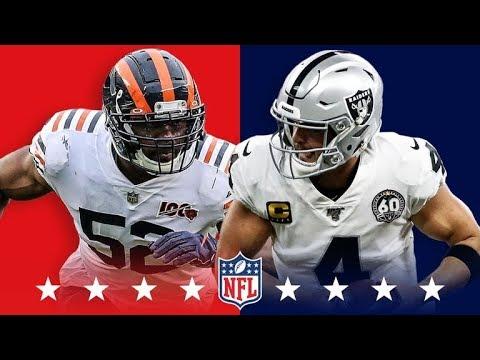Chicago Bears Vs Oakland Raiders Week 5 Review