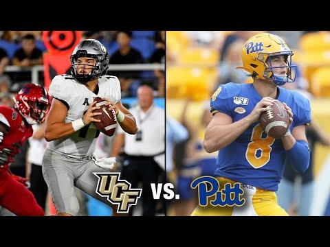 #15 UCF Knights Vs Pittsburg Panthers  | Live Play by Play & Reactions