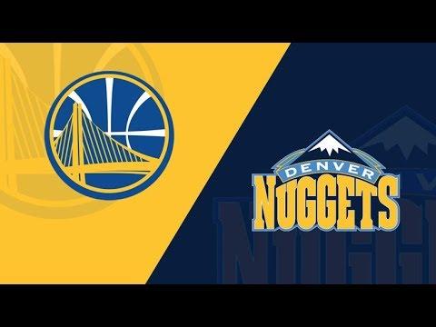 Golden State Warriors Vs Denver Nuggets 2nd Half  | Live Reaction