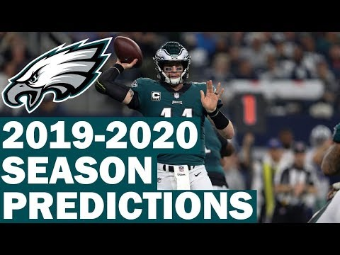 Philadelphia Eagles 2019 Record Predictions FT. Key In The Building