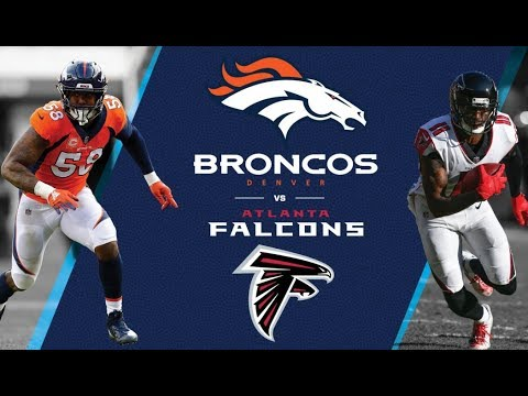 NFL STREAM : Denver Broncos Vs Atlanta Falcons Hall Of Fame Game