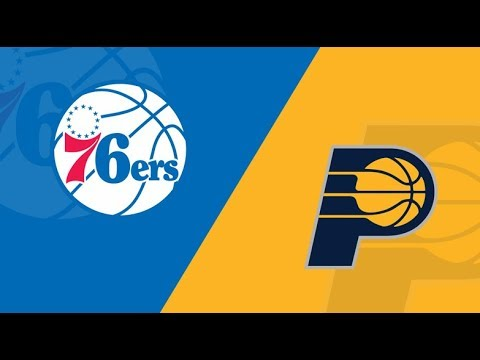 NBA STREAM: Indiana Pacers Vs Philadelphia 76ers| Live Play-ByPlay Reactions