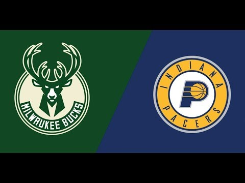 NBA STREAM: Indiana Pacers Vs Milwaukee Bucks| Live Play By Play & Reactions