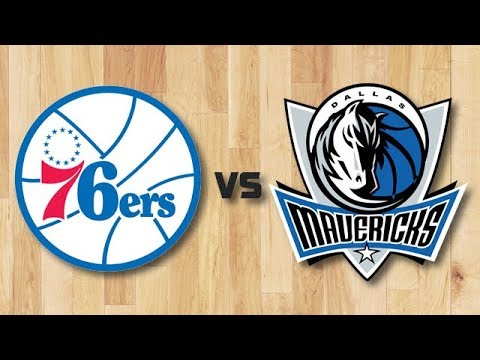 NBA STREAM: Philadelphia 76ers Vs Dallas Mavericks | Live Play By Play & Live Reactions