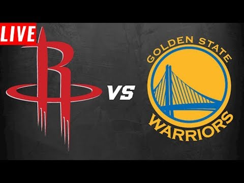 NBA STREAM: Houston Rockets Vs Golden State Warriors | Live Play By Play & Reactions