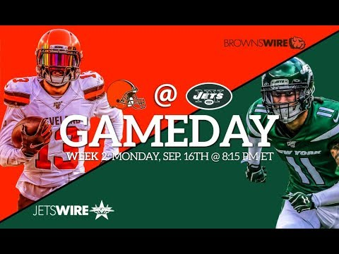 Cleveland Browns Vs NewYork Jets Live Play by Play & Reactions (2nd Half)